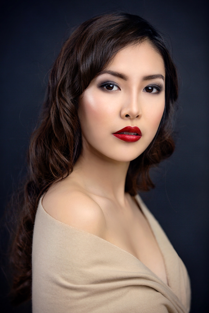 Model Anh